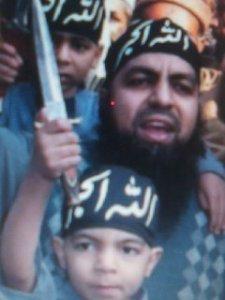 Radical Islamist and hatred