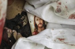 The blood of Christians is constantly being spilled by Muslims in Egypt, Iraq, and Nigeria